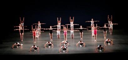 Miami City Ballet Company Dancers. Symphony in Three Movements, 2015. Courtesy of Daniel Azoulay